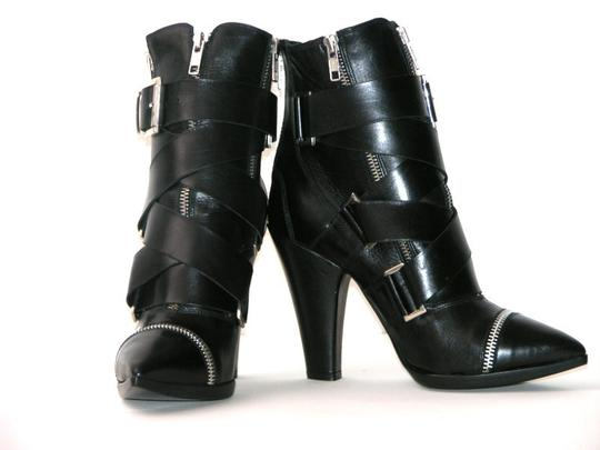 Gianni Barbato BLACK Boots