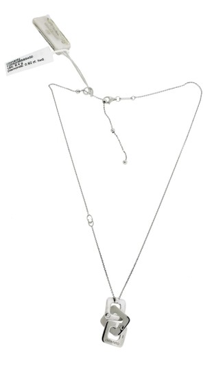 Chimento Chimento Link Diana .92 carat pave diamond necklace in 18k white gold