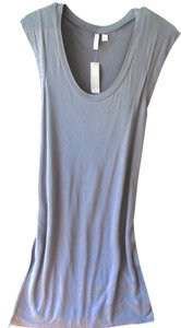 Old Navy short dress Gray Go To Knit Summer Night Out on Tradesy