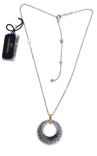 Chimento Chimento Desiderio pave diamond necklace in 18k yellow & rose gold