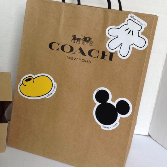 Coach MICKEY HANGTAG SET sold out almore everywhere!