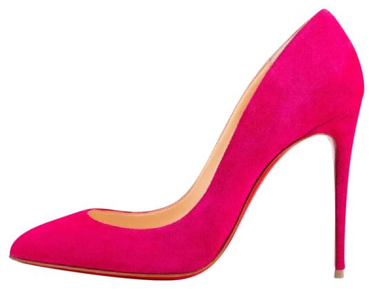 Preload https://item5.tradesy.com/images/christian-louboutin-pink-pigalle-follies-rosa-suede-stiletto-pumps-size-eu-385-approx-us-85-regular--21552519-0-1.jpg?width=440&height=440