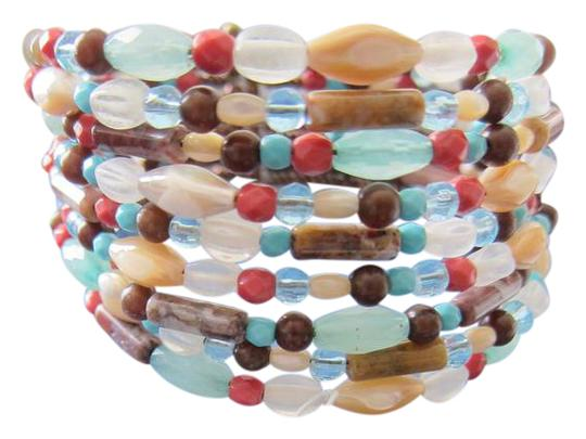 Preload https://item2.tradesy.com/images/lia-sophia-greens-blues-browns-indian-summer-beaded-cuff-with-tags-bracelet-21552681-0-1.jpg?width=440&height=440