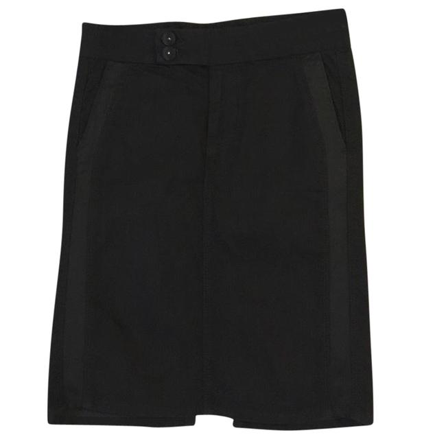 Preload https://item1.tradesy.com/images/7-for-all-mankind-black-midi-tuxedo-pencil-stretch-panel-knee-length-skirt-size-2-xs-26-21552725-0-1.jpg?width=400&height=650