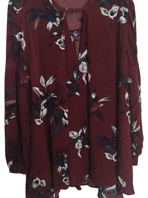 Preload https://item3.tradesy.com/images/free-people-electric-orchid-tunic-size-8-m-21552877-0-1.jpg?width=400&height=650