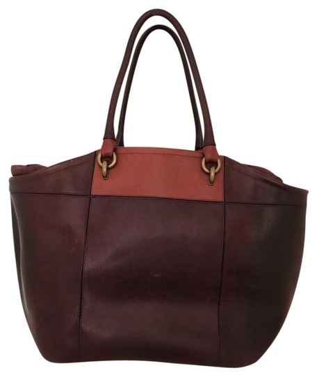 Preload https://item5.tradesy.com/images/vanessa-bruno-cabas-color-block-extra-large-box-brown-cowhide-leather-tote-21553259-0-1.jpg?width=440&height=440