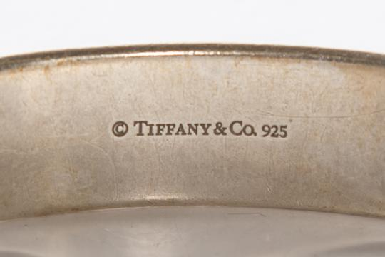 Tiffany & Co. Sterling Silver Square 1837 Motif Bracelet
