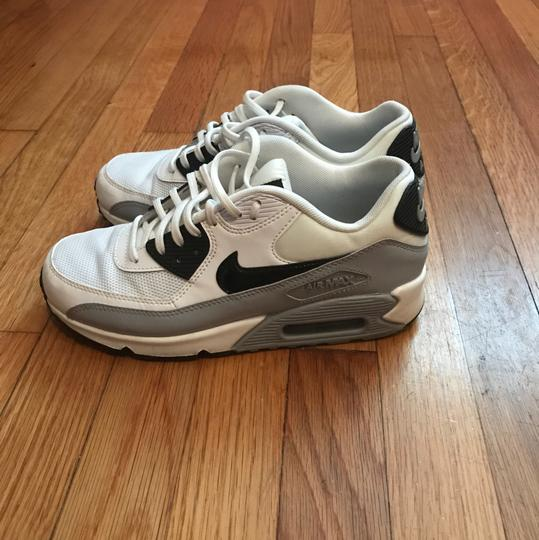 Nike White, black and gray Athletic