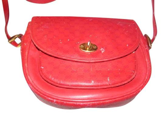 Preload https://img-static.tradesy.com/item/21553344/gucci-vintage-pursesdesigner-purses-red-small-g-logo-print-coated-canvas-and-leather-leathercoated-c-0-1-540-540.jpg