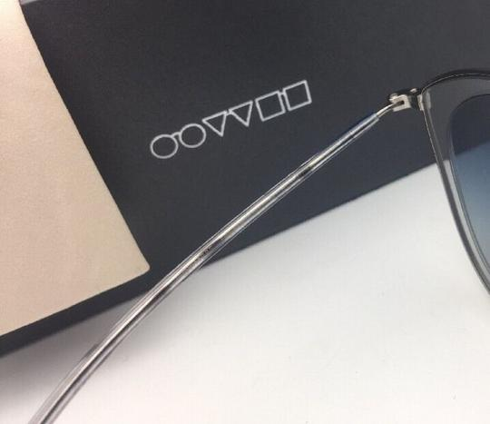 Oliver Peoples OLIVER PEOPLES Sunglasses GWYNNE 1178-S 50634L Brushed Silver & Blue