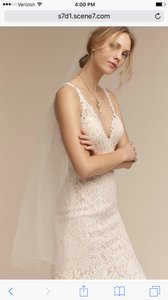 BHLDN Ivory Medium Cloudbreak Bridal Veil