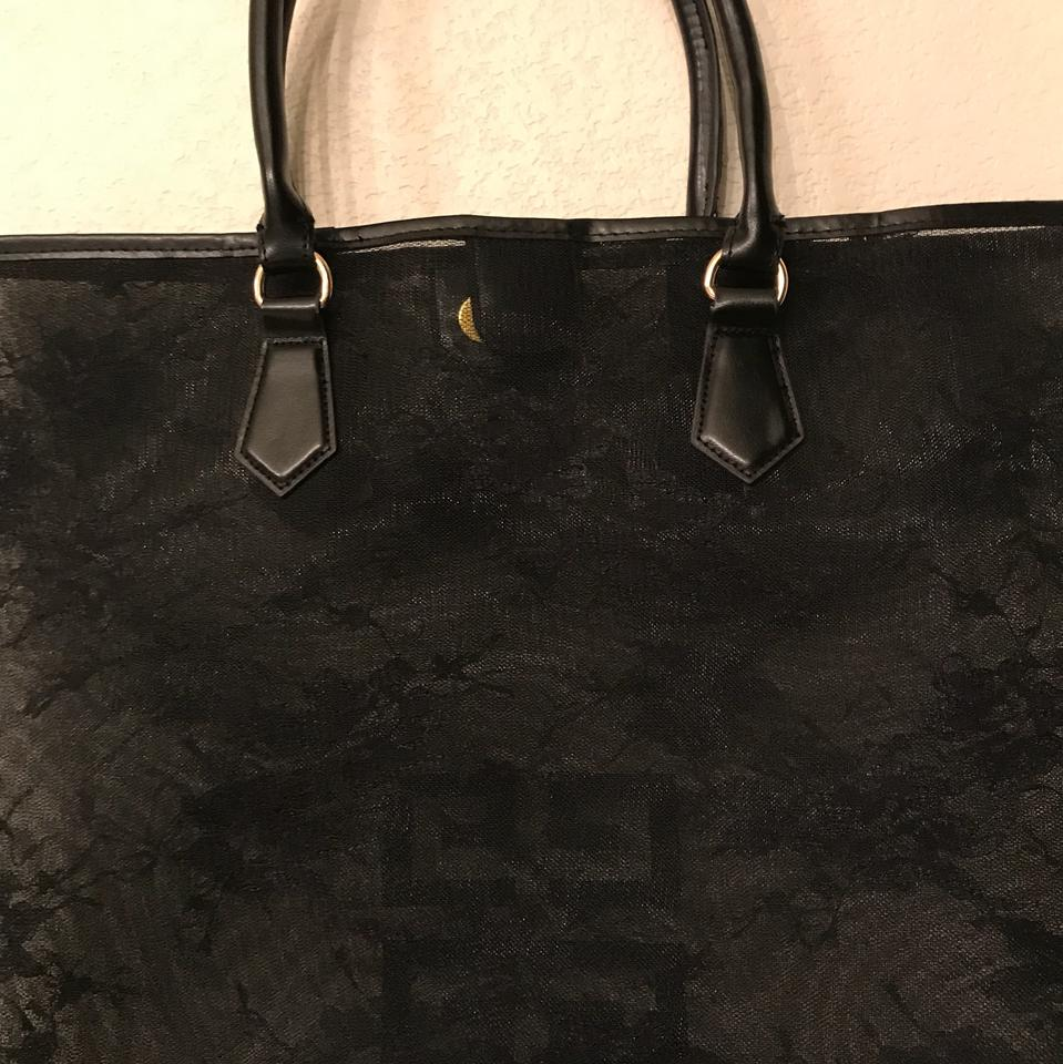 Givenchy Nylon Tote Bag Through Parfumssee LaceBlack wPTOlukiXZ