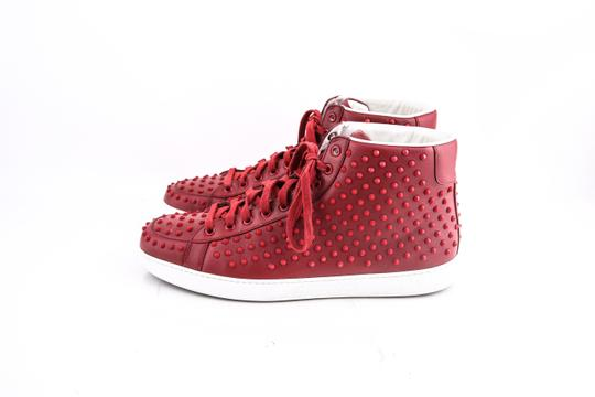 Gucci * Red Miro Soft Rosso Shoes