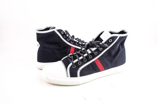 Preload https://item3.tradesy.com/images/gucci-blue-high-top-trainers-sneaker-shoes-21553542-0-0.jpg?width=440&height=440