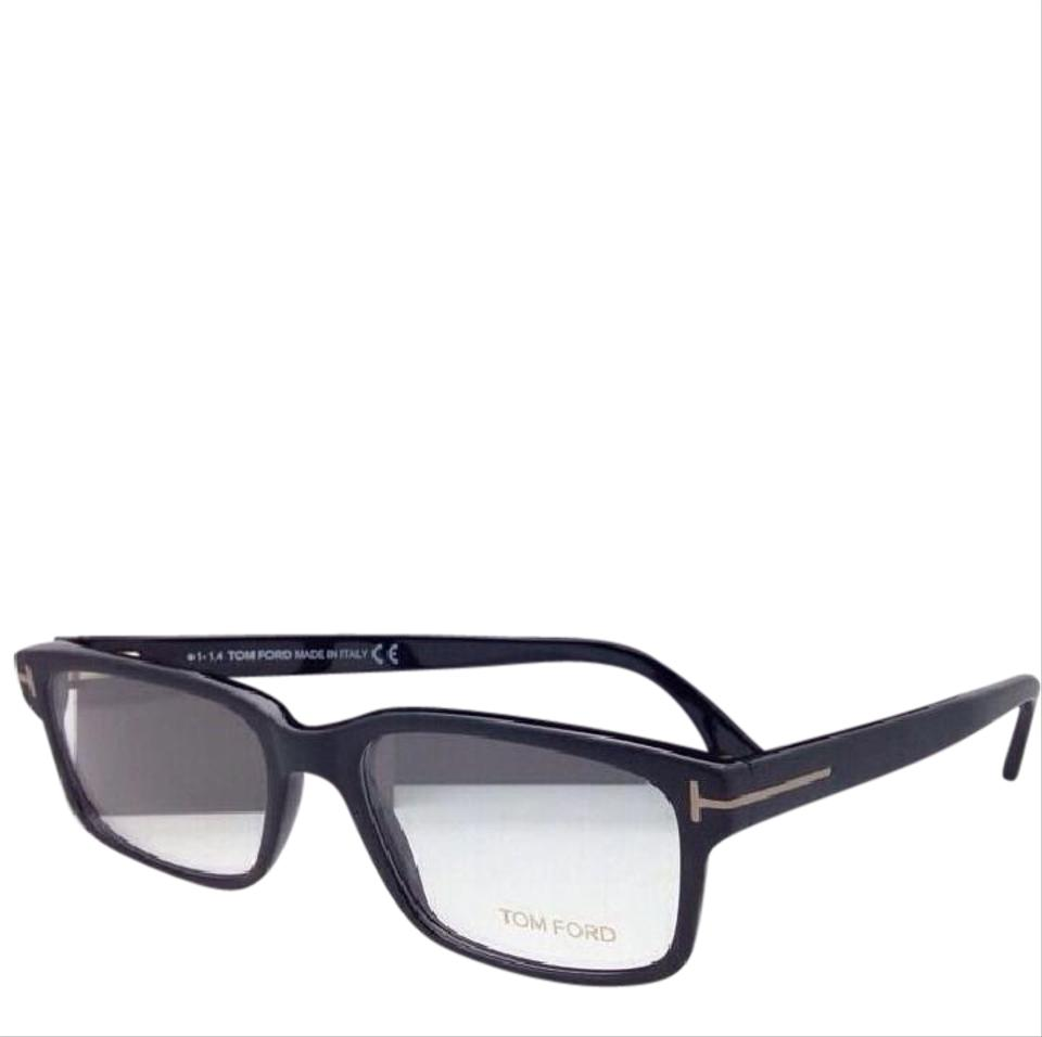 9263d3cede Tom Ford New TOM FORD Eyeglasses TF 5313 002 55-17 145 Matte to Shiny ...