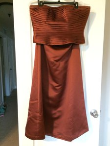 Bill Levkoff Cinnamon #82955 Dress