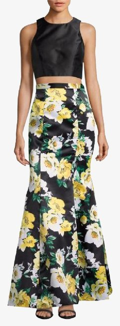 Preload https://img-static.tradesy.com/item/21553597/xscape-xscape-floral-satin-two-piece-mermaid-ball-gown-dress-long-cocktail-dress-size-4-s-0-1-650-650.jpg