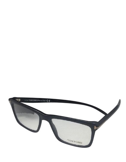 Preload https://item5.tradesy.com/images/tom-ford-new-tf-5407-001-54-16-145-shiny-black-frame-w-clear-sunglasses-21553609-0-1.jpg?width=440&height=440