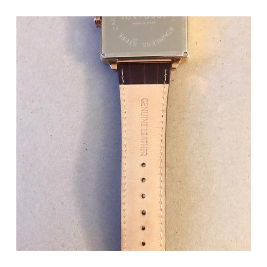 TOKYObay Men's Leathwr Watch