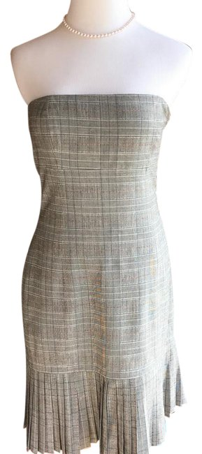 Preload https://item4.tradesy.com/images/elie-tahari-plaid-strapless-short-night-out-dress-size-6-s-21553658-0-1.jpg?width=400&height=650