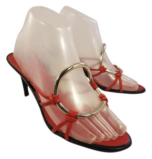 15090c1860ef8 Giuseppe Zanotti Female Shoes Zip Red Shoe | Bus Tracker