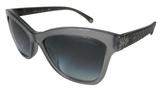 Preload https://item1.tradesy.com/images/chanel-dove-gray-and-cc-logo-sunglasses-21553730-0-1.jpg?width=440&height=440