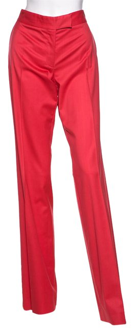 Preload https://item4.tradesy.com/images/stella-mccartney-red-wide-leg-size-10-m-31-21553948-0-1.jpg?width=400&height=650