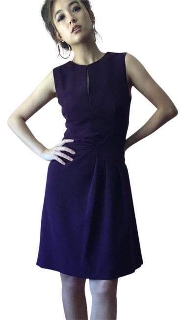 Preload https://item5.tradesy.com/images/nanette-lepore-plum-sleeveless-mid-length-workoffice-dress-size-8-m-21553964-0-1.jpg?width=400&height=650