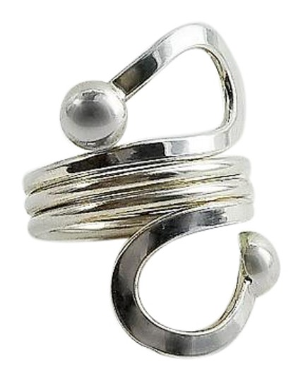 Preload https://item2.tradesy.com/images/silver-sterling-wrap-swirl-size-6-ring-21554106-0-2.jpg?width=440&height=440