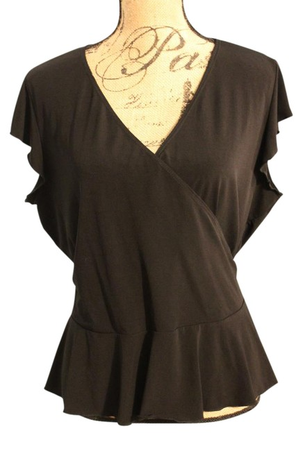 Preload https://item4.tradesy.com/images/julie-s-closet-black-blouse-night-out-top-size-14-l-21554123-0-1.jpg?width=400&height=650