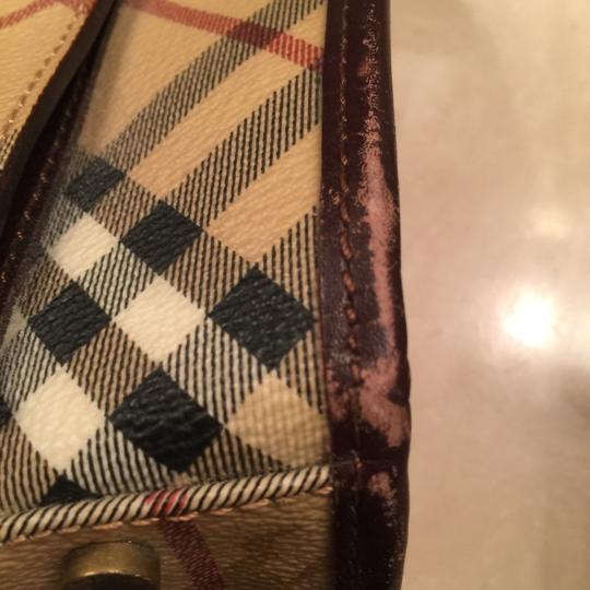 Burberry Leather Bag Baguette
