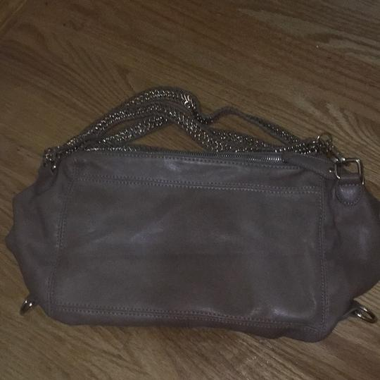 JustFab Satchel in Taupe