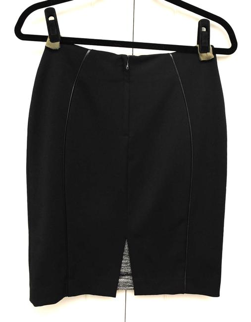 H&M Pencil Skirt Gray and black