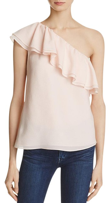 Preload https://img-static.tradesy.com/item/21554583/rebecca-taylor-pink-one-shoulder-bnwt-orig-blouse-size-6-s-0-1-650-650.jpg