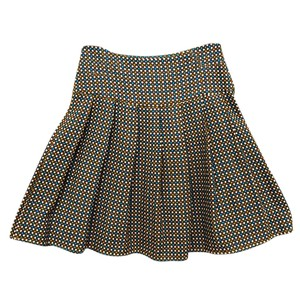 Other Green Casual Skirt olive
