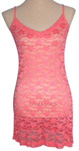 Other short dress Coral/Pink on Tradesy