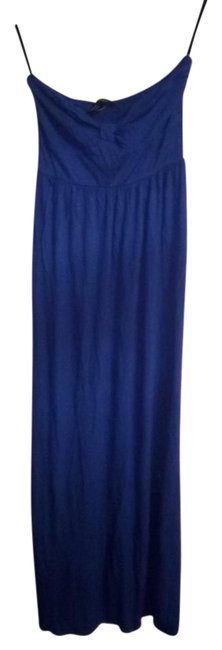 Preload https://item2.tradesy.com/images/forever-21-blue-long-casual-maxi-dress-size-8-m-21554741-0-1.jpg?width=400&height=650