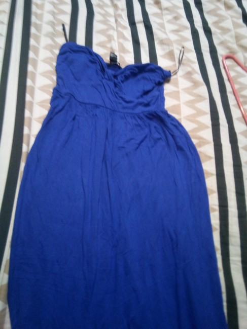 blue Maxi Dress by Forever 21
