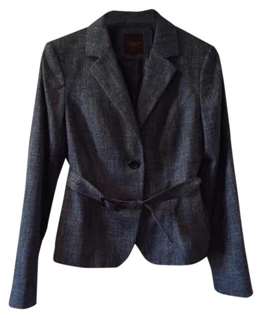 Preload https://item2.tradesy.com/images/the-limited-gray-blazer-size-4-s-2155481-0-0.jpg?width=400&height=650