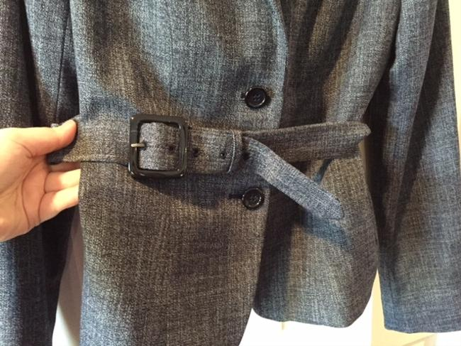 The Limited Gray Blazer Image 1