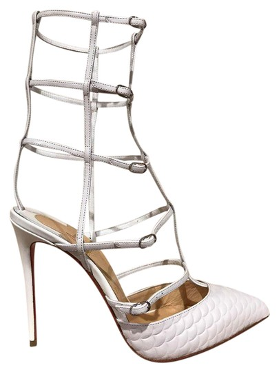 Preload https://item1.tradesy.com/images/christian-louboutin-white-kadreyana-100-leather-caged-strappy-heel-375-pumps-size-us-75-regular-m-b-21554840-0-1.jpg?width=440&height=440