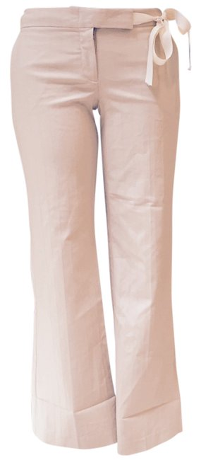 Preload https://item4.tradesy.com/images/anthropologie-beige-cream-poleci-flared-pants-size-6-s-28-21554858-0-1.jpg?width=400&height=650