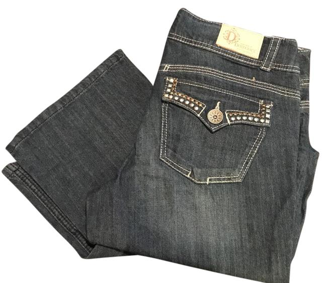Preload https://item4.tradesy.com/images/democracy-blue-distressed-boot-cut-jeans-size-33-10-m-21554903-0-2.jpg?width=400&height=650
