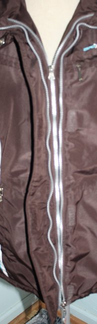 ZeroXposur Brown Jacket