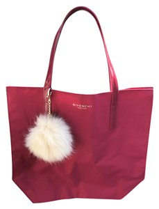 Givenchy Pink Parfum Tote in Hot pink