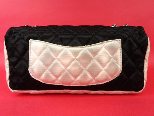 Chanel Quilted Classic Flap Medium Flap Reissue Flap Two-tone Shoulder Bag