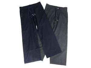 Louis Vuitton Supreme Overalls Baggy Dress Business Pants Trouser/Wide Leg Jeans
