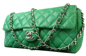 Chanel Perforated Drill Shoulder Bag
