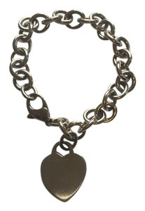 Tiffany & Co. Classic heart tag bracelet