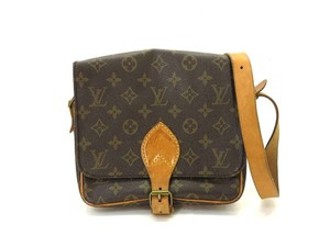 Louis Vuitton Cartouchiere Chantilly St Cloud Tambourin Shoulder Bag